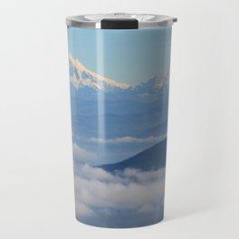 MOUNT BAKER FROM ORCAS ISLAND Travel Mug
