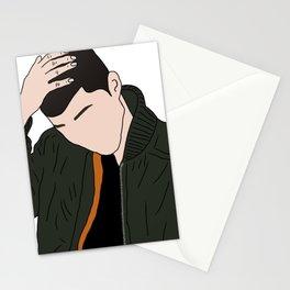 Itaewon Class (KDRAMA) - Park Saeroyi's Cute Habit Stationery Cards