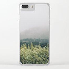In a Fog Clear iPhone Case