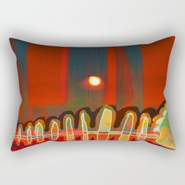 Dry Swimming  / Trapped Rectangular Pillow