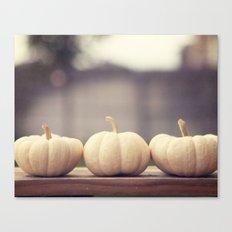 Ghost Pumpkins Canvas Print