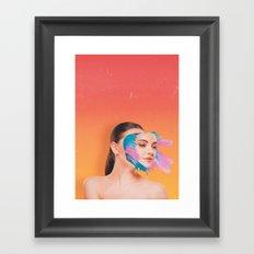 All Out Of Bubblegum Framed Art Print
