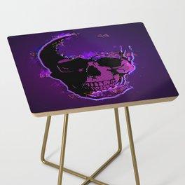 Skull Side Table