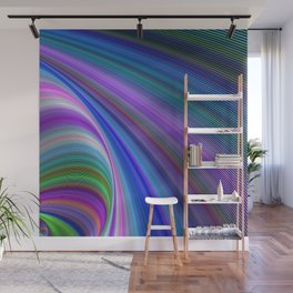 Sink in colors Wall Mural