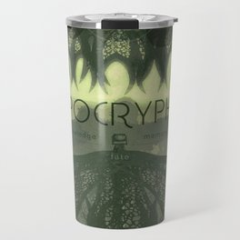 surrender to the tentacles Travel Mug