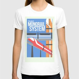 TL Series-Monorail System T-shirt