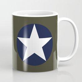USAAF Roundel Coffee Mug