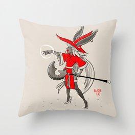 Firaga Throw Pillow