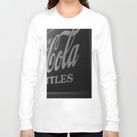 coca cola Long Sleeve T-shirts featuring Coca-Cola by Colbie & Co.