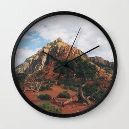 Cedar Ridge Wall Clock