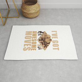 Ive Got Awesome Moves Rug