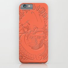 akbar polynesian Slim Case iPhone 6s
