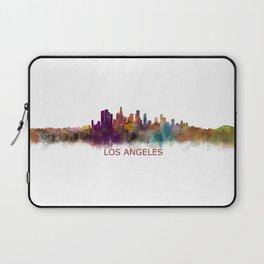 Los Angeles City Skyline HQ v2 Laptop Sleeve