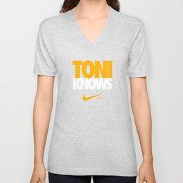 Toni Knows - WiFIW!! Series Unisex V-Neck