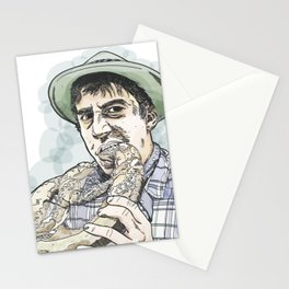 Neater Eater Pretzel Defeater Stationery Cards