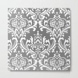 European cirrus flowers Metal Print