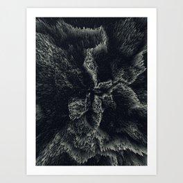 Texture — 02 Art Print