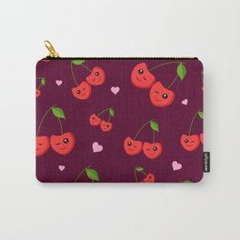Cherry Party Carry-All Pouch