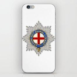 Coldstream Guards Emblem iPhone Skin