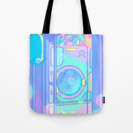 Laundry Night Tote Bag