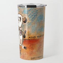 Mend Yourself Travel Mug