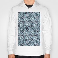paisley Hoodies featuring Paisley by Jada K McGill