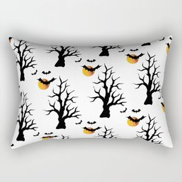 Haunted Forest Rectangular Pillow