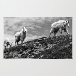 MOUTAIN GOATS // 3 Rug