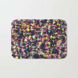 Texture Watercolor Bath Mat