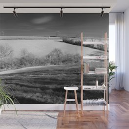 Winter Panorama Wall Mural