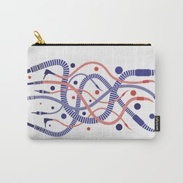 Jackworms Carry-All Pouch