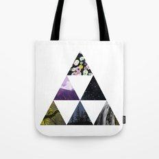 Triangles Tote Bag