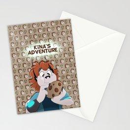 Pattern shirt Stationery Cards