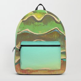 Magic Flight over the Sea of Clouds Backpack