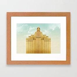The Drake - Philadelphia Framed Art Print