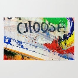 you cHoOsE Rug