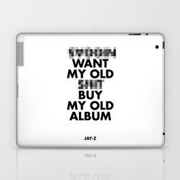 Jay Z edited  Laptop & iPad Skin