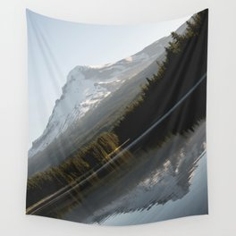 Mountain Slide Wall Tapestry