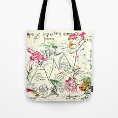 Econographics Tote Bag