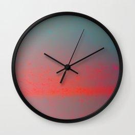 Predawn Wall Clock