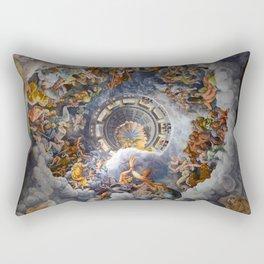 Chamber of the Giants Rectangular Pillow