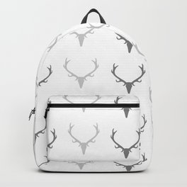 Deer Antler Pattern Backpack