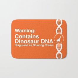 Dinosaur DNA Bath Mat