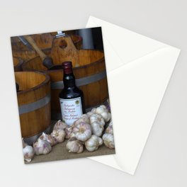 Taste of Italy Stationery Cards