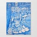 Blue window #4 by denise2