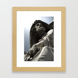 Immaculate  Framed Art Print
