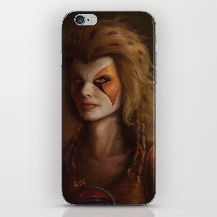 ThunderCats Collection - Cheetara iPhone Skin