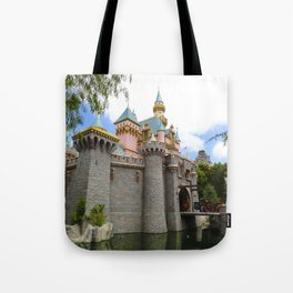 Sleeping Beauty's Castle (Daytime, no.1) Tote Bag