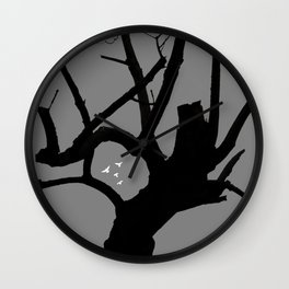 If Roy Moore Was A Tree, What Kind Of Tree Would He Be? Wall Clock