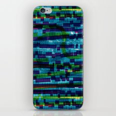 squares traffic iPhone & iPod Skin